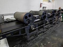 Флексографический печатный станок - флексомашина