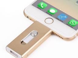 Флешка 3в1 для iPhone / Android и ПК Flash Drive 512 GB