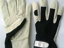 Flexy Air Перчатки из гладкой свиной кожи высшего качества