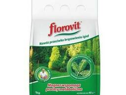 Florovit против бурения хвои 3 кг