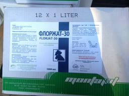 Флоржат-30, 1л (флорфеникол 30%)