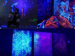 Флуоресцентная краска невидимая Noxton Mask 0. 5 л