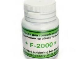 Флюс-Паста F-2000 (20Г)