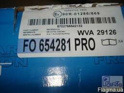 FO 654281 PRO Тормозные колодки DAF
