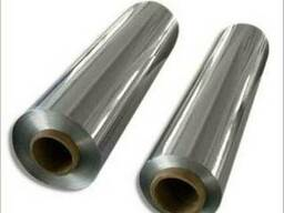 Фольга алюминиевая 0. 1х1000 мм