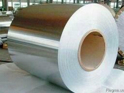 Фольга алюминиевая 0,2*500 ДПРХТ