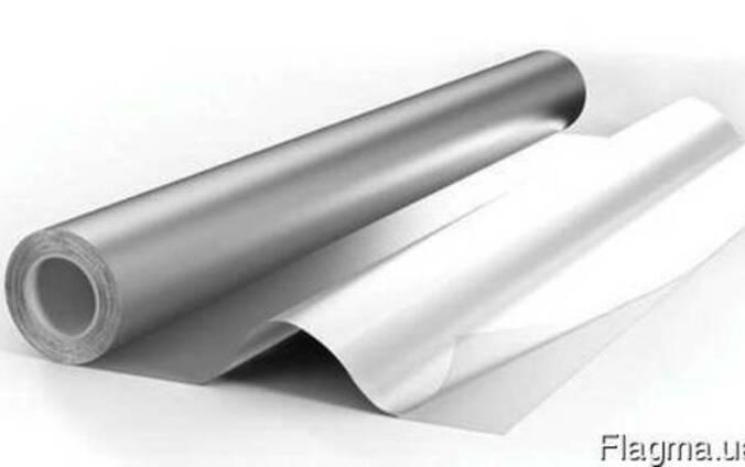 Алюминиевая фольга 50 мкм (в рулонах шириной 1 метр)
