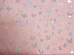 Фольгирование на ткани — заказать дизайн, изготовление в. ..