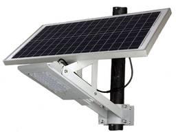 Фонарь LED уличный на солнечной батареи