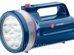 Фонарь поисковый светодиодный Stern пластиковый корпус 12Led, 4хLR20