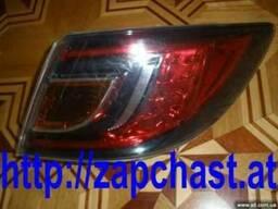Фонарь стоп задний (б/у) Mazda (Мазда) 2, 3, 6, СХ-7, СХ-9