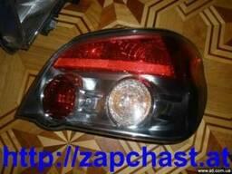 Фонарь стоп задний б/у Nissan Micra, Note, Qashqai, Tiida, X