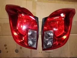 Фонарь задний Opel Mokka 95089714 95089715