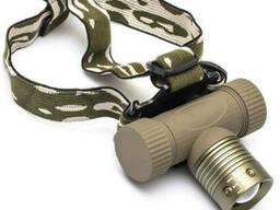 Фонарик налобный фонарь Bailong BL-6855 30000W