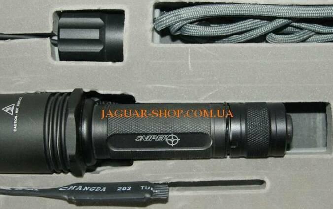 Фонарик Sniper подствольный в комплекте 5W