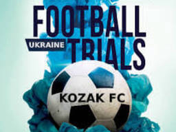 Football invitation in Ukraine
