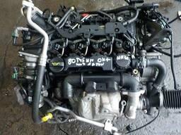 Ford Fiesta MK7 08-12год. Двигун 1. 6 TDCI