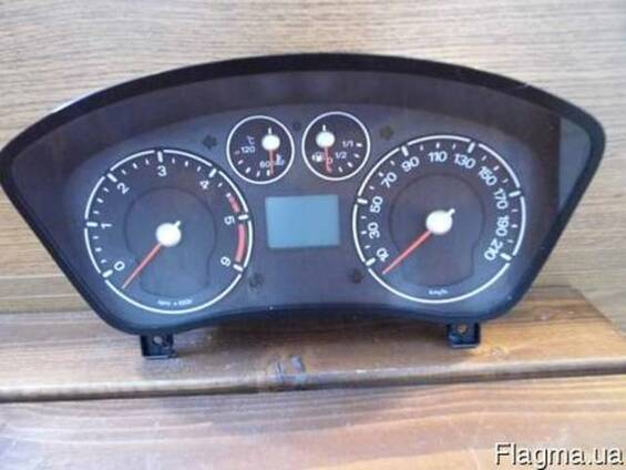 Ford Fusion 2002-2012 Панель приборов авторазборка б\у