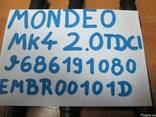 Ford Mondeo Mk4 2007-2014 2.0TDCI Комплект форсунок б\у - фото 3