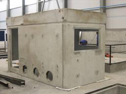 Форма для силовых трансформаторных подстанций, SUMAB Швеция