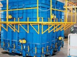 Оборудование для производства объемных монолитных блоков