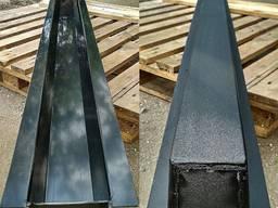 Форма для изготовления бетонных (виноградных) столбов 1. 2 м