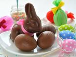 Форма для приготовления шоколадных яиц Chocolate Mold 3D Egg - фото 5