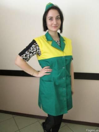 Уніформа для продавця під замовлення