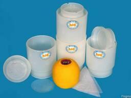 Форма для сыра шар весом до 0. 5 кг типа Эдам, Колобок.