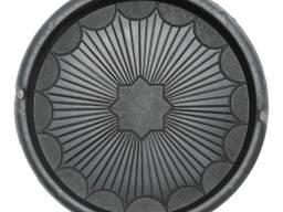 Форма для тротуарной плитки РОНДО круг Ø245×45 Украина 1 шт
