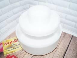 Форма для твердых сыров 2. 3 кг
