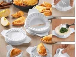 Форма для вареников, пельменей и чебуреков Form dough (5 шт.