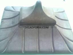 Форма крышки столба Джихад 2