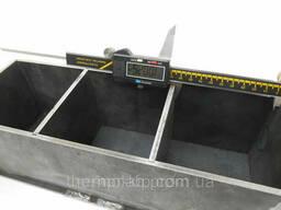 Форма КУБА 3ФК-100 (ДСТУ Б В. 27-214:2009, ГОСТ 10180, 22685) Украина (Цена с НДС +20%)
