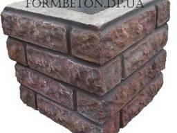 Форма наборного столба К-16 №2