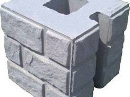 Форма наборного столба К-2