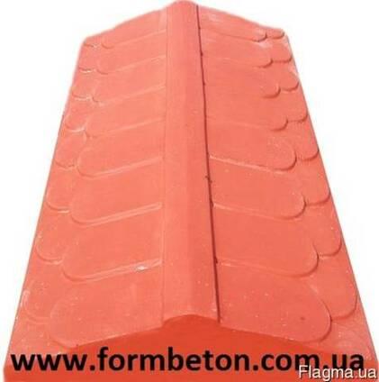 Форма парапет на забор №152а