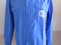 Форменная рубашка для охраны