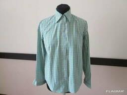Форменная рубашка с длинным рукавом