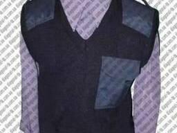 Форменный жилет с накладками (черный, синий, оливковый)