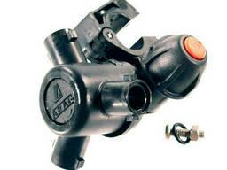 Форсунка на хомут Ф20 мм. QJ363E-20MM-NYB 3 распылителя Arag, Италия