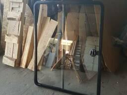 Форточка для трактора УК МТЗ (вместо стекла двери)
