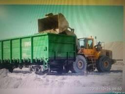 Фосфогипс вагонами с доставкой недорого свежий