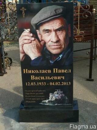 Фото-панно на памятник