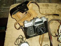 Фотоапараты , обьективы и вспышка - ОПТОМ