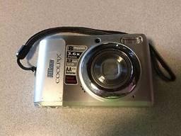 Фотоаппарат Nikon Coolpix L19 Новый без батареи в Запорожье - фото 4