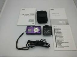 Фотоаппарат Nikon Coolpix S3100