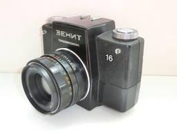 Фотоаппарат, объектив