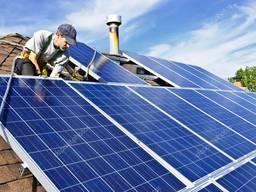 Фотоэлектрические солнечные панели рanasonic vbhn335sj53