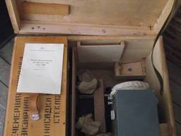 Фотометр фотоэлектрический для импульсных ламп ФИМ